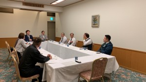 乗務員会議 2018